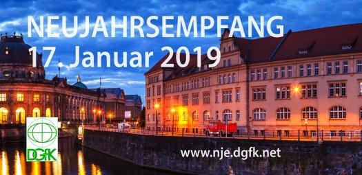 Neujahrsempfang 2019 @ Staatsbibliothek zu Berlin, Preußischer Kulturbesitz