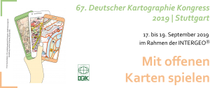 67. Deutscher Kartographie Kongress @ Messe Stuttgart