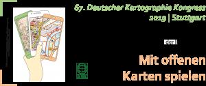 67. Deutscher Kartographie Kongress @ Messe Stuttgart
