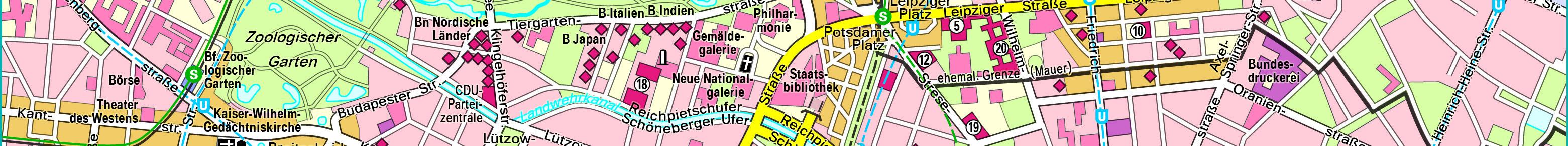 Workshop Schulkartographie @ Staatsbibliothek zu Berlin